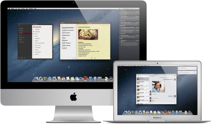 Apple Unveils Mac OS X Mountain Lion: So Long iChat, Hello Twitter