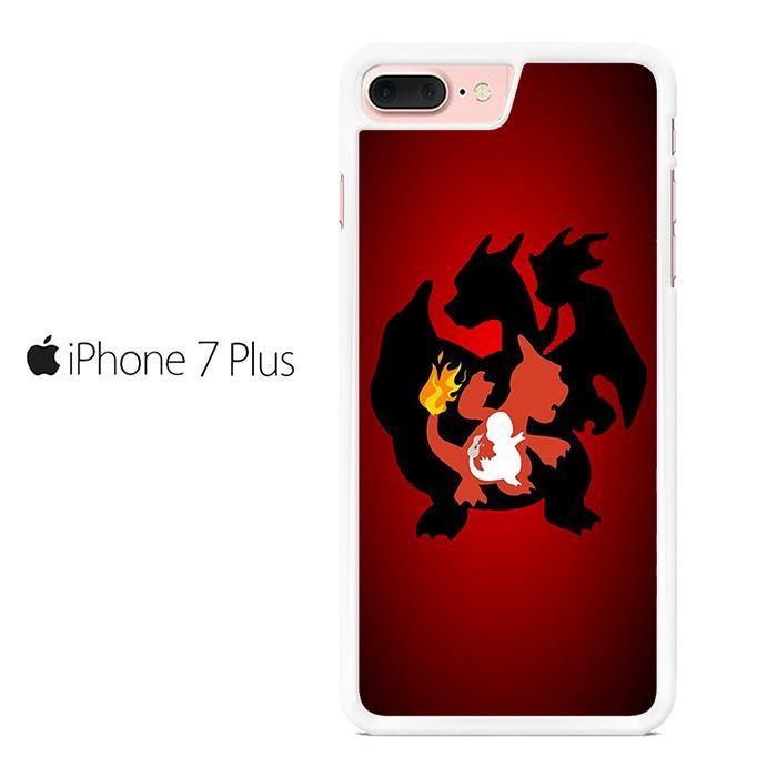 Charizard Evolution Iphone 7 Plus Case