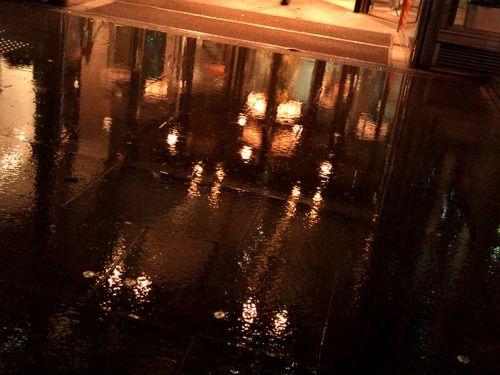 04/27/2011 Rainy day in Osaka.