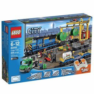 LEGO City Trains Cargo Train (walmart 184.97)