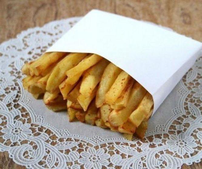 Картофель фри (без масла). - Школа красоты - Google+