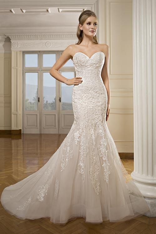 Balletts Bridal - 25036 - Wedding Gown by Demetrios - Wedding Gown