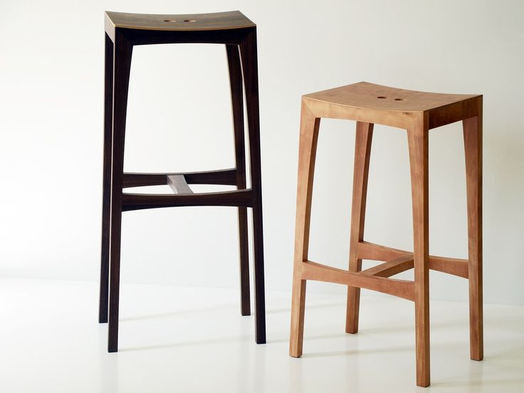 Great Buy online Otto barstool By sixay furniture high wooden barstool design L szl Szikszai