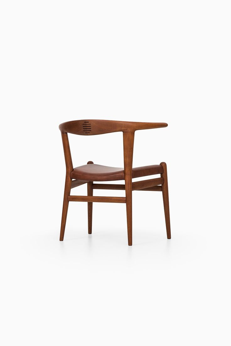 Hans Wegner armchair JH-518 by Johannes Hansen at Studio Schalling