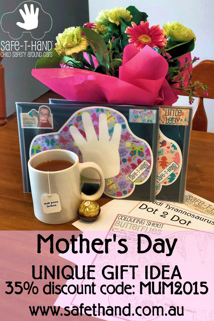 MOTHER'S DAY 2015: Let Mum enjoy her cuppa AND lunch - preoccupy the kids with activity sheets & Safe-T-Hands. 35% discount off ALL Safe-T-Hands. Use code: MUM2015 FREE Activity Sheets (Dot 2 Dot, Colouring Sheets, Word Search, Copy Colour and Monster Maze) available for download on our ACTIVITIES page.  #discount #spoil #mothers #day #relax #kids #activity #trip #lunch #safethand