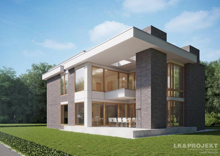 Projekty domów LK Projekt LK&1201 zdjęcie 2