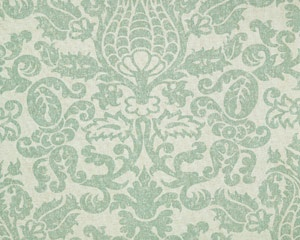 Netherlands Eaton Blue/Linen by Premier Prints - Drapery Fabric