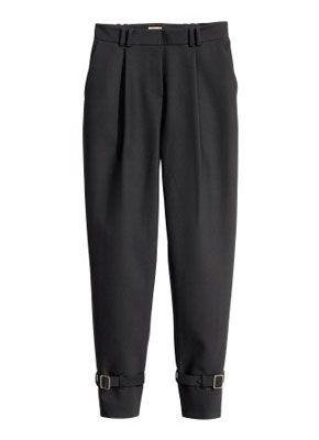 Фасоны и модели брюк и шорт для фигуры Прямоугольник
