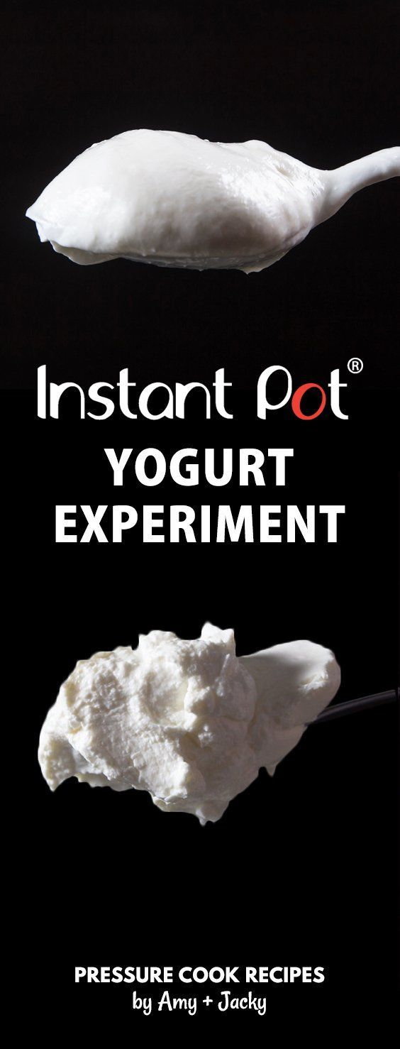 Instant+Pot+Yogurt+Experiment:+Check+out+the+findings,+tips+from+our+12+trials+of+making+homemade+yogurt+(pressure+cooker+yogurt)+for+our+foolproof+Instant+Pot+Yogurt+Recipes.+via+@pressurecookrec