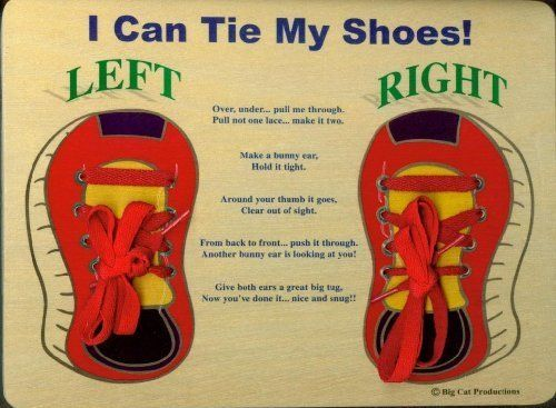 Tie Your Shoes Bunny Song For Kids