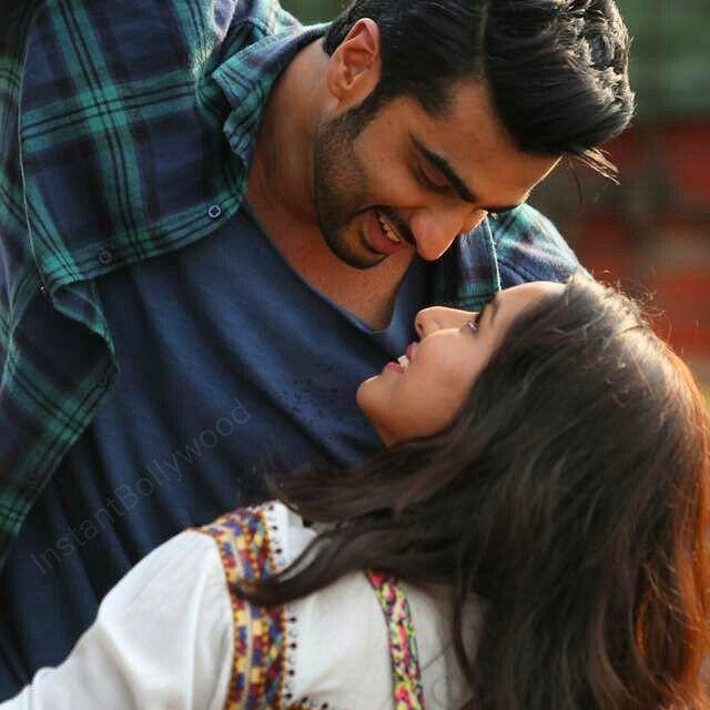 Arjun & Shraddha in a still from Half Girlfriend @InstantBollywood