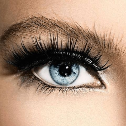 "Who says glamorous lashes can't look natural?   MaLashes™ eyelashes give you luxurious length and volume, without that ""false lash"" effect.  Striking yet sophisticated, this versatile lash goes with any look - from daytime to evening wear with no need for glue!   Goes on in seconds (no messy glues or adhesives required) Continuously reusable Ultra lightweight (you won't feel the MaLashes™, but you will feel the compliments!) ""Budge-proof"" magnetic technology s..."