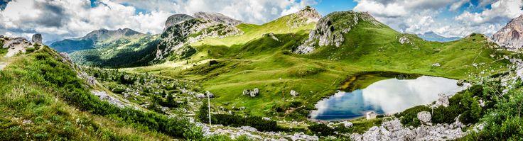 Passo Valparola - Trentino Alto Adige, Italy - Landscape photography by Giuseppe Milo on 500px