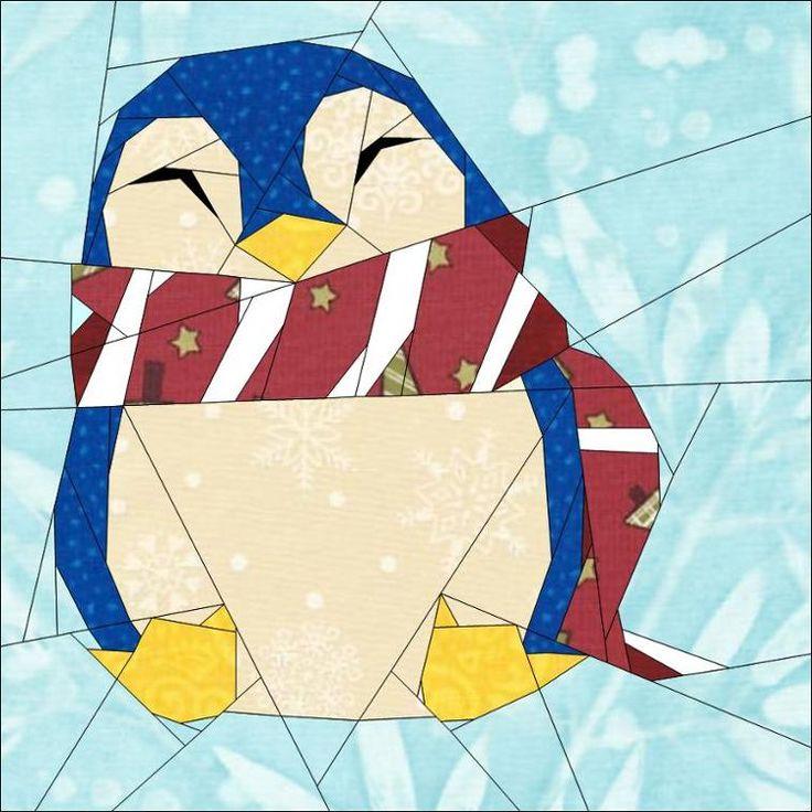 Penguin #2 | Craftsy