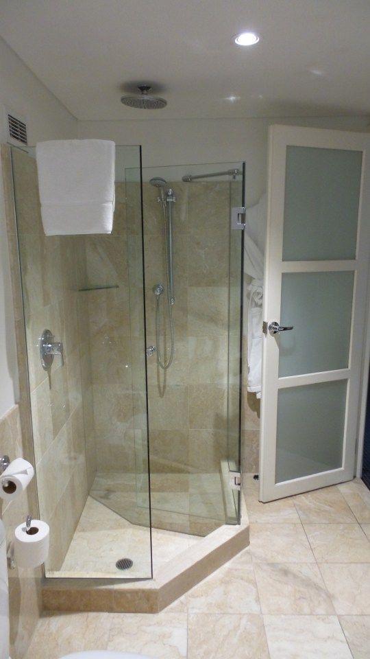 Executive Room Bathroom at the Hilton Adelaide Hotel