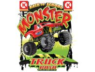 Circle K Back-to-School Monster Truck Bash | Tickets & Events | Charlotte Motor Speedway