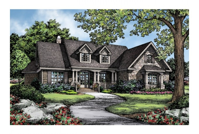Eplans Craftsman House House Plans Pinterest