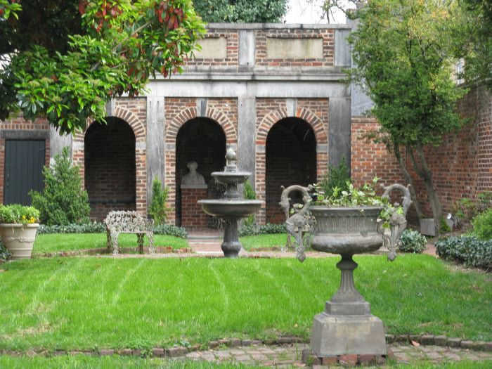9. The Enchanted Garden at the Edgar Allan Poe Museum, Richmond
