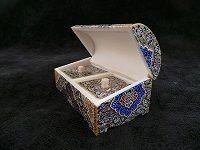 Miniature Handicrafts - Jewellery Box