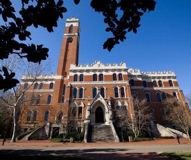 America's Most Beautiful College Campuses: Bard College: Vanderbilt University: Nashville, TN