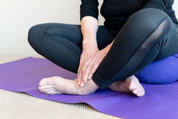 25 minuten yoga tegen eindejaarsstress