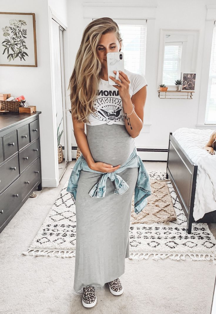 pregnancy outfits casual 746119863255534289 - Source by victoria_mitic Casual Maternity Outfits, Summer Maternity Fashion, Maxi Outfits, Stylish Maternity, Maternity Wear, Casual Outfits, Maternity Style, Estilo Baby Bump, Simple Summer Outfits