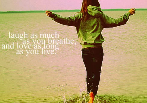 .Life Quotes, Quotes Tattoo, Laugh, Beach Quotes, Lifequotes, Tattoo Quotes, A Tattoo, Living, Inspiration Quotes