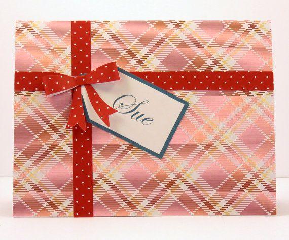 pop up Birthday card handmade by PaperButterflyShoppe on Etsy