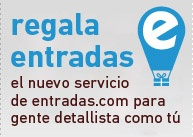 Entradas.com - your portal ticketing: cinema, theater, music, music, entertainment, ...
