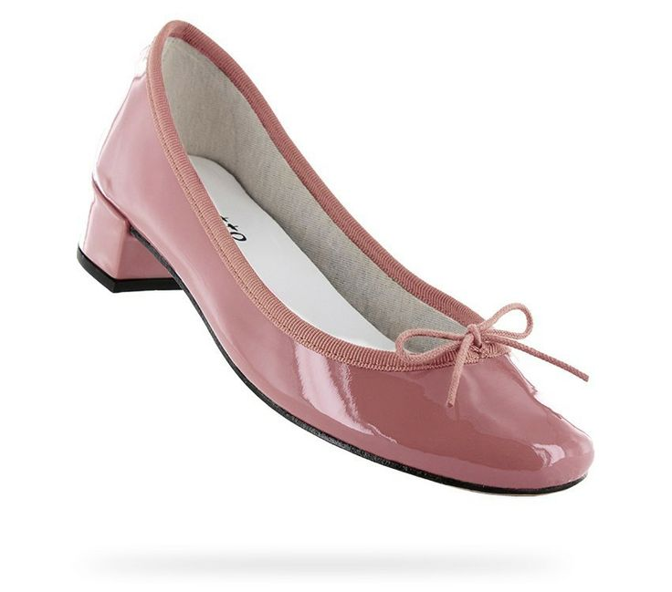 Repetto Ballerines Camille Rose poudré