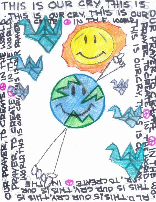 United Nations Art for Peace Contest