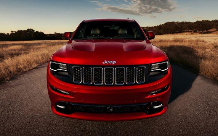 Jeep Grand Cherokee SRT Wallpaper