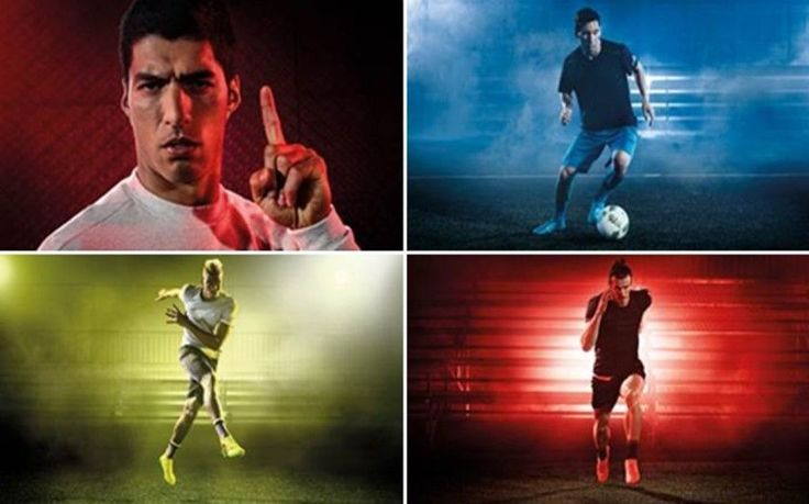 Adidas Speed of Light: nuevas botas para Bale, Messi y Luis Suárez