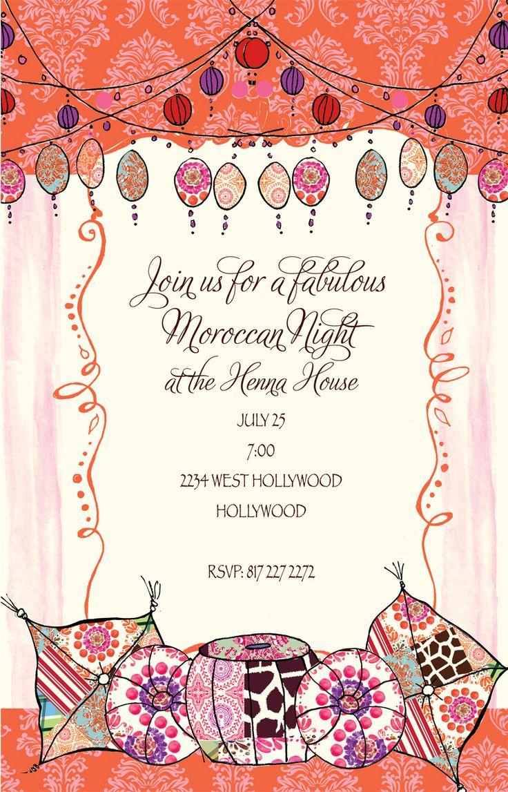 Nice Moroccan Themed Wedding Gift - The Wedding Ideas ...