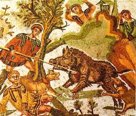 Cenni storici e impiego del cane corso attraverso le attività socio economiche dell'Italia meridionale