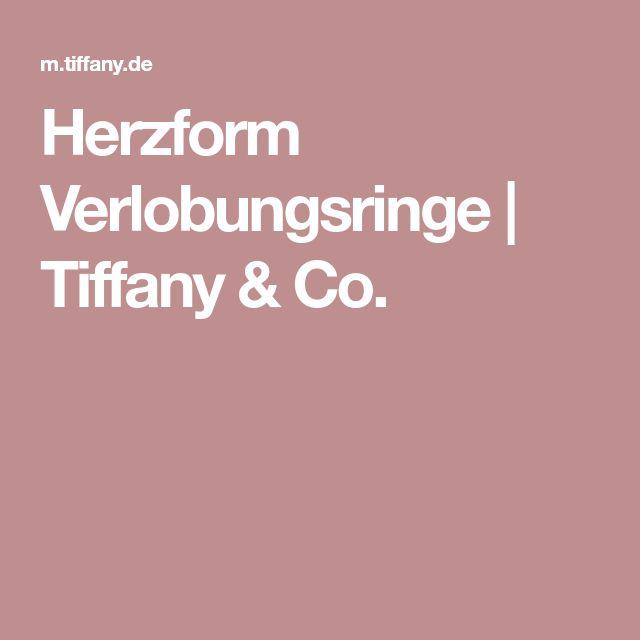 Herzform Verlobungsringe | Tiffany & Co.