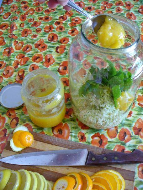 Fantastická bazová limonáda alebo Ako chutí vôňa (fotorecept) - obrázok 6