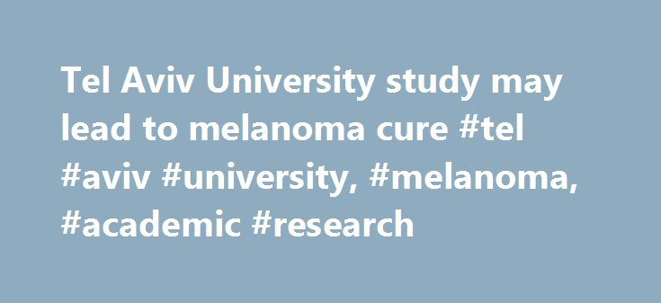 aggressive malignant melanoma skin cancer biology essay Read about australia's most common malignancy: skin cancer in focus in  australia's most common malignancy:  of the molecular biology of melanoma that have.