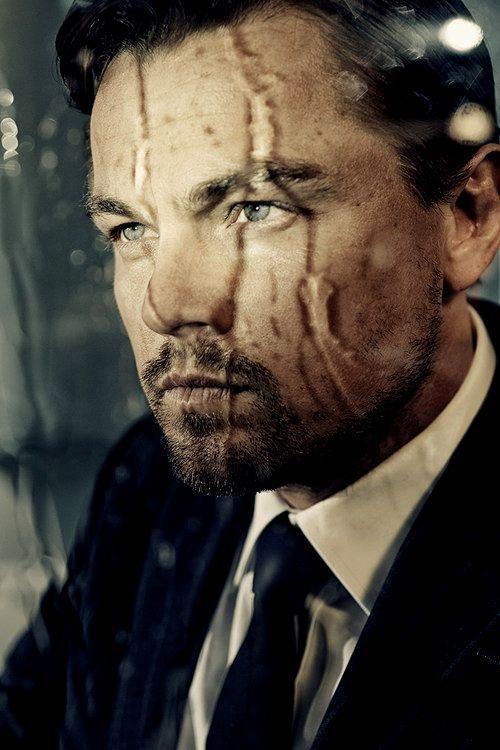Leonardo DiCaprio by Kurt Iswarienko