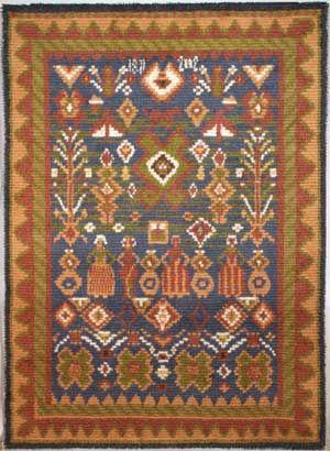 YLÖJÄRVI 1811 ommellen 140 x 195cm