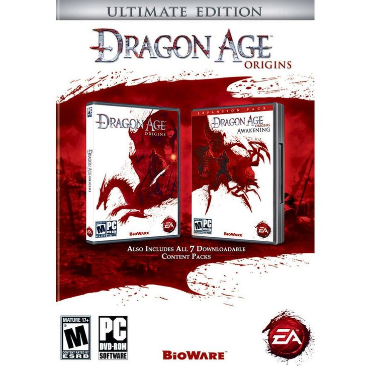 Dragon Age : Origins Ultimate Edition - Electronic Software Download (PC)