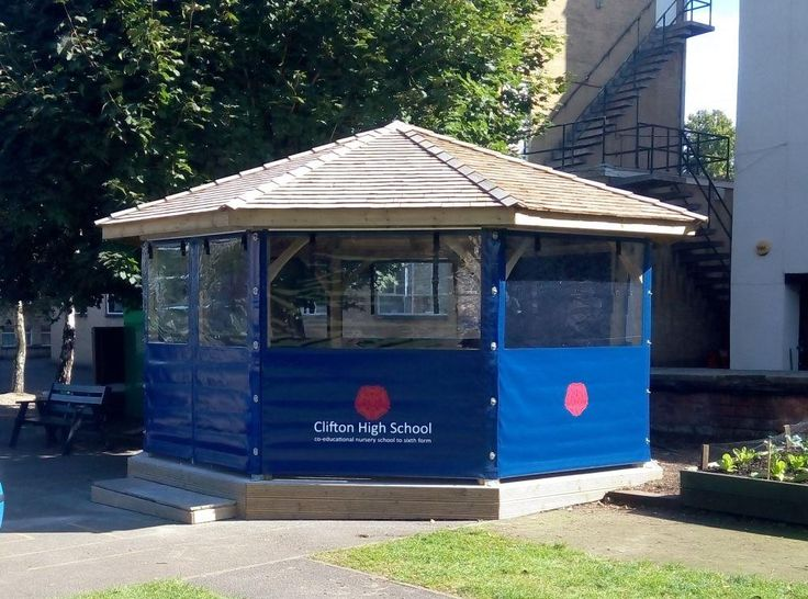 Waterproof Gazebo Covers - Cabinco Structures
