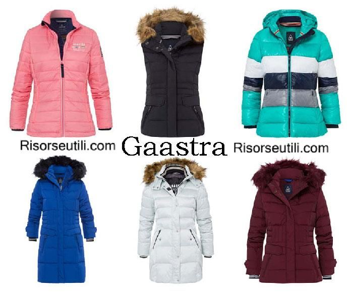 Jackets Gaastra fall winter 2016 2017 womenswear