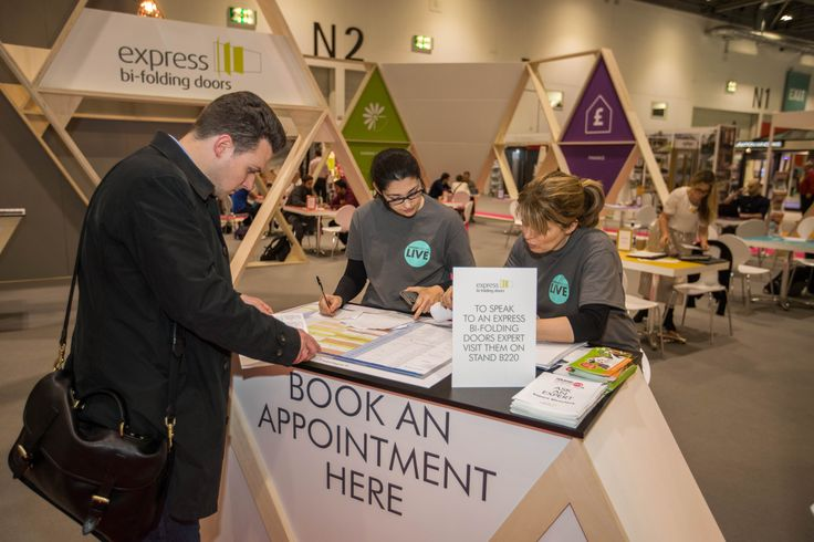 Specialists including RIBA architects, interior designers, landscape gardeners, financial, planning and eco experts, were able to discuss visitors own grand designs in free 30-minute consultations in our Ask an Expert section at Grand Designs Live London