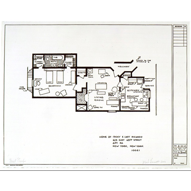 10 best blue prints images on pinterest blue prints floor plans artists sketch floorplan of friends apartments and other famous tv shows malvernweather Image collections