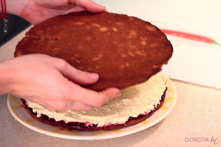 #Przepis krok po kroku na krem z kaszy manny czyli podstawowa receptura do wykorzystania przy przekładaniu ciast i tortów :). http://dorota.in/krem-z-kaszy-manny/ #kuchnia #food