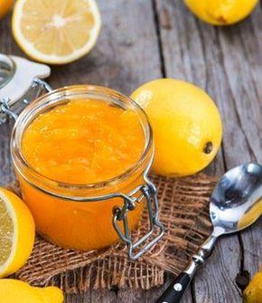 Jak na to: citronová marmeláda
