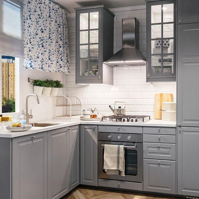 Modna I Funkcjonalna Kuchnia Kitchen Decor Kitchen Grey Kitchens