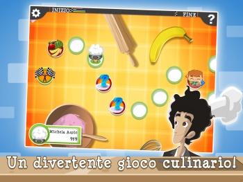 """Bimbi in cucina"""", la nuova App nata dalla collaborazione fra """"3"""" e """"Fondazione Umberto Veronesi"""" per imparare i segreti della sana alimentazione con Marco Bianchi"""