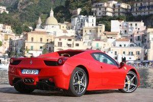Ferrari 458 Spider Best Buy